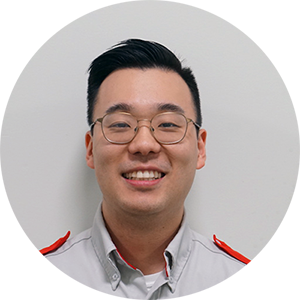 Pastor Richard Han
